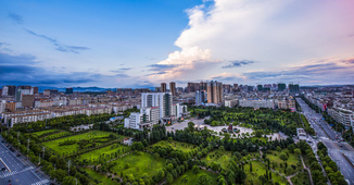 Famous trade county in C China's Hunan upgraded to county-level city