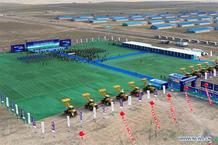 Construction on 6 GW wind power project kicks off in north China