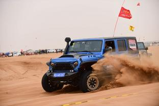China's largest desert off-road festival attracts 1.2 mln participants
