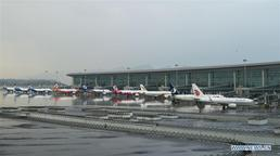 China's civil airports report steady development in past decade