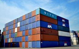 China's weekly export container shipping index drops