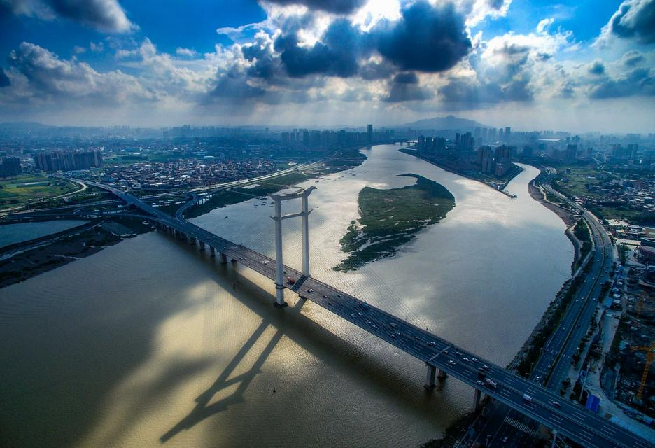 走进晋江:晋江大桥