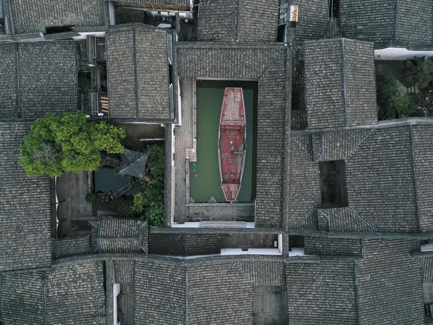 清新福建:福州三坊七巷历史文化街区