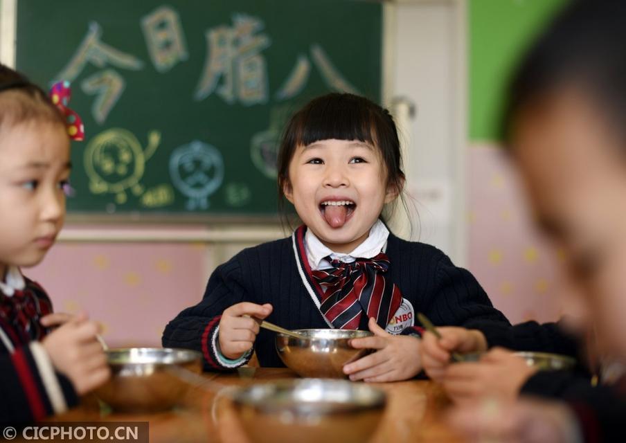 农历腊月初八,是中国传统的腊八节