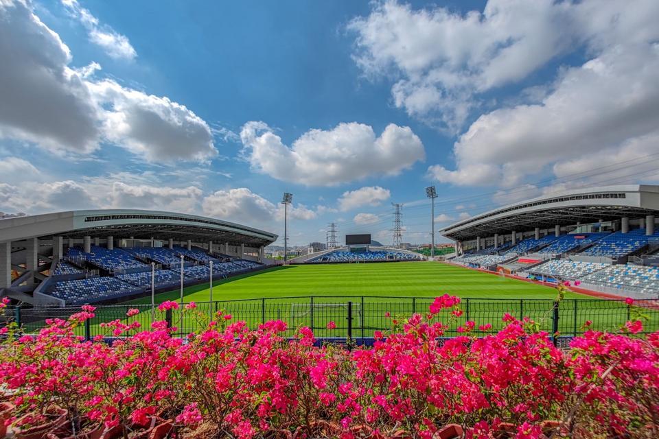 晋江足球公园