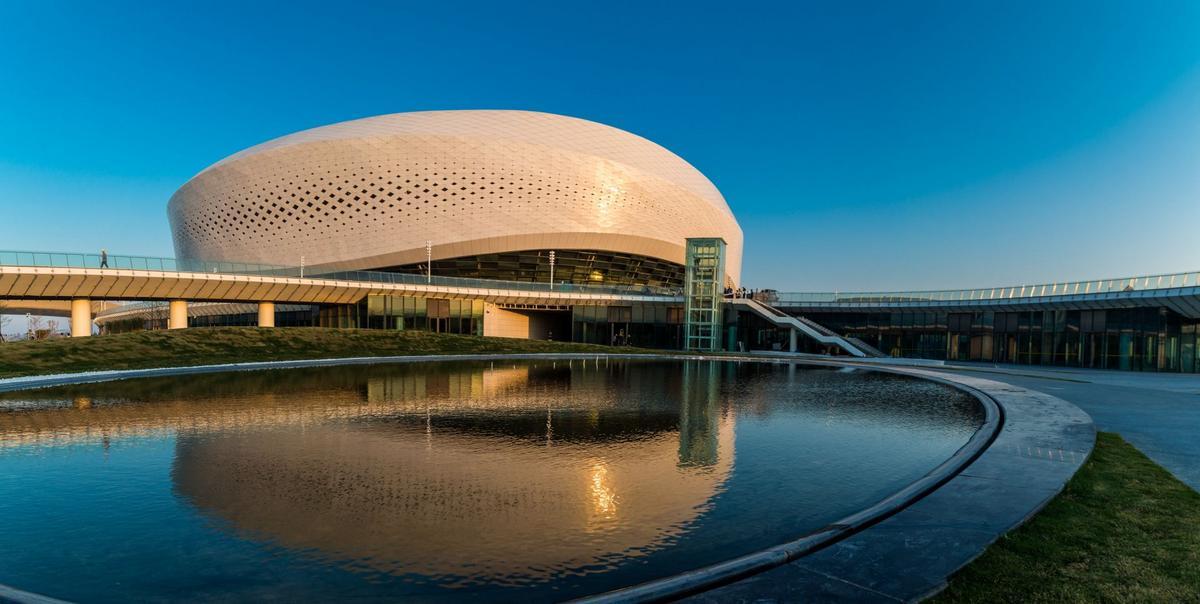 晋江市第二体育中心