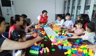 安徽泗县:关爱留守儿童 呵护心理健康