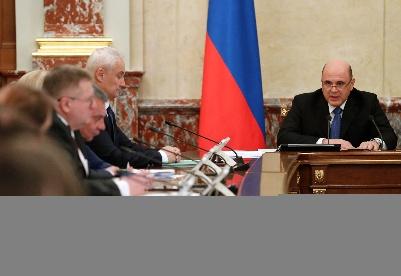 俄总理:俄罗斯能掌控本国经济保持金融稳定