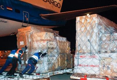 三峡集团向巴西圣保罗州捐赠医疗物资