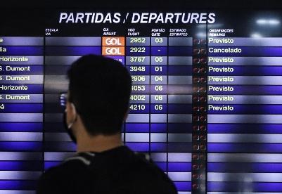 新冠肺炎疫情重创巴西旅游业