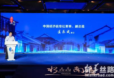 匡乐成:发挥经济智库平台优势 助力电梯行业高质量发展