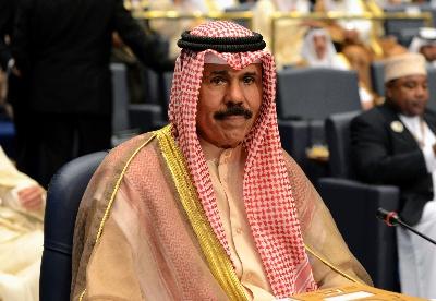 科威特王储纳瓦夫成为新一任埃米尔