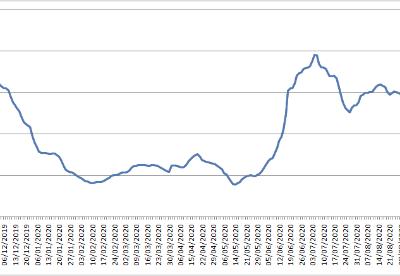波罗的海交易所每周市场报告(10月19日至10月23日)