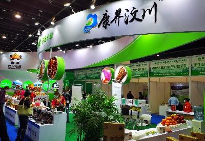绿色富民 健康生活 第13届中国义乌国际森林产品博览会开幕