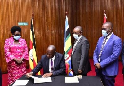 沈阳市与葡萄牙布拉加市、乌干达金贾市建立友好城市关系