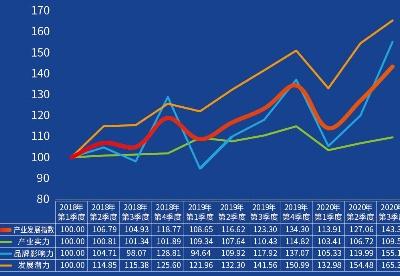 《新华·仙游仙作产业发展指数报告(2020年第3季度)》正式发布