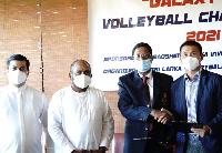 中国企业签约将赞助斯里兰卡国球排球高规格联赛