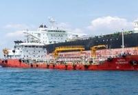 中斯合营汉班托塔港完成首单船舶加油作业