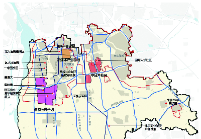 北京市大兴区全面启动北京商业航天产业基地建设