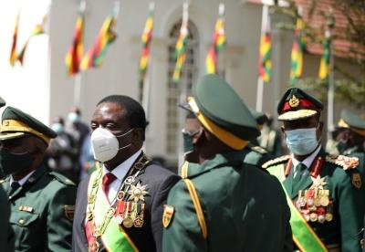 津巴布韦总统独立日致辞感谢中国抗疫支援