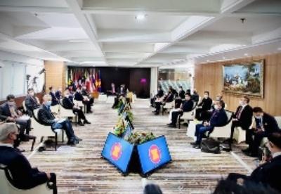 东盟领导人缅甸问题特别会议在雅加达开幕