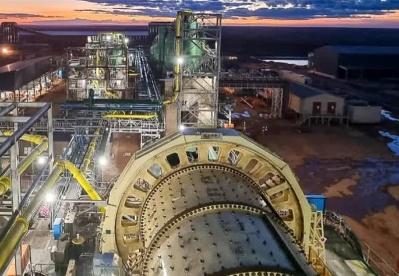 紫金矿业旗下刚果(金)卡莫阿-卡库拉铜矿选厂项目基本竣工