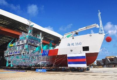 江南造船:自历史深处而来 奔赴星辰大海
