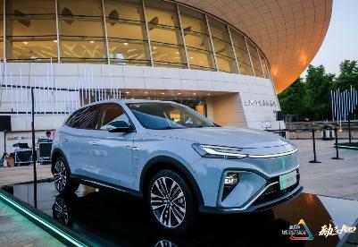 上汽R汽车:用科技兑现美好想象 打造智能出行品牌