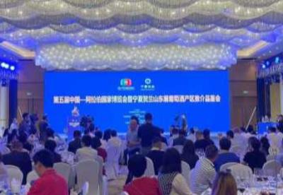 """""""渝""""见宁夏:贺兰山东麓葡萄酒产区推介品鉴会走进山城"""
