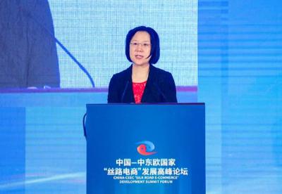 《中国电子商务报告2020》在宁波发布