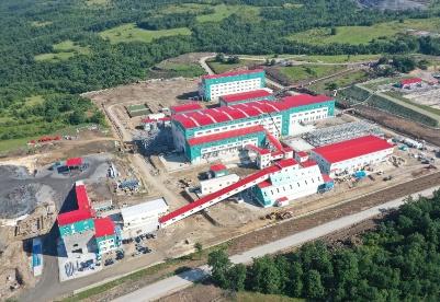 紫金矿业:佩吉铜金矿进入试生产阶段