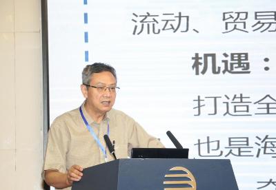 贾康:积极用国际语言讲好海南故事