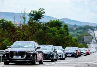 一样的旅途,不一样的驭见——2021CCPC中国量产车性能大赛第二赛段见闻