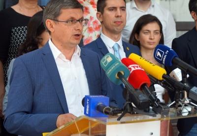 伊戈尔·格罗苏当选摩尔多瓦新一届议会议长