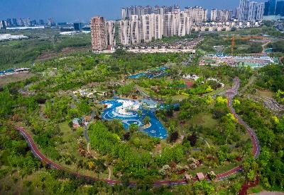 """重庆两江新区:全国首创""""公园长制""""  打造""""百园之城"""""""