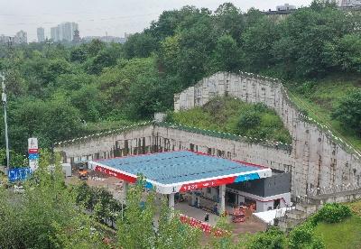 中国石化首座地下储氢井加氢站建成
