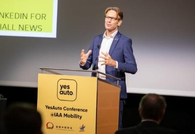 中欧新能源汽车论坛在慕尼黑举行