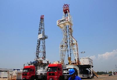 首家中国民营企业在沙特阿美油田项目顺利开钻