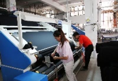广西平南打造纺织服装千亿产业集群