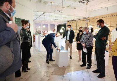 上海国潮新品展在布鲁塞尔拉开帷幕