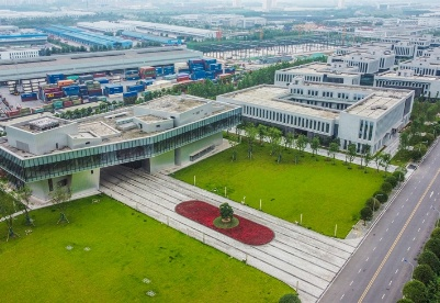 重庆国际物流枢纽园区新增一科技孵化产业园 2021年底启动运营